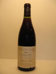 Bourgogne pinot noir 1995