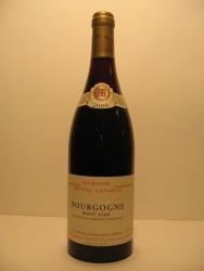 Bourgogne pinot noir 2000