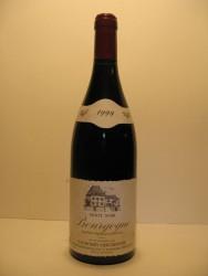 Bourgogne pinot noir 1999