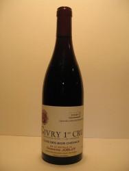 Givry 2000 1er Cru Clos des bois Chevaux