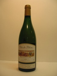 Côtes du Rhône 1998 Clos de Cuminaille
