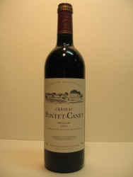 Château Pontet-Canet 1999