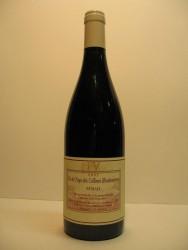 Vin de Pays Syrah 2001