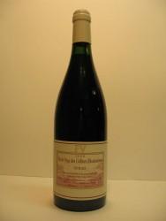 Vin de Pays Syrah 2000