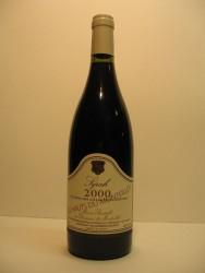 Vin de Syrah 2000
