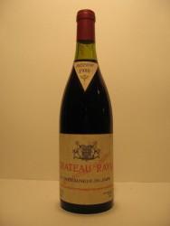 Château Rayas 1986