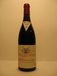Château Rayas 1998