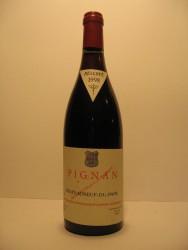 Pignan 1998 Châteauneuf-du-Pape