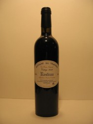 Rasteau 2002 Rancio Vin doux naturel