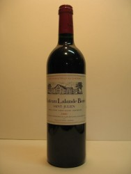 Château Lalande Borie 2000