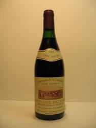 Côteaux du Loir 1993 Cuvée Cenomane
