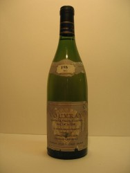 Vouvray sec 1989