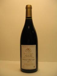 Arbois Mondeuse 1997 Vieilles Vignes