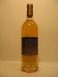 Muscat Corse 1999 doux Cuvée Tradition