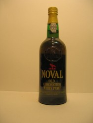 Quinta de Noval old coronation WhitePort