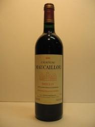 Château Maucaillou 1999