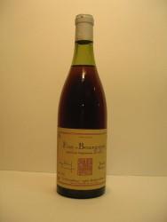 Fine Bourgogne rare