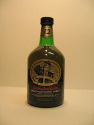 Bunnahabhain 12 ans single Scotch Whisky