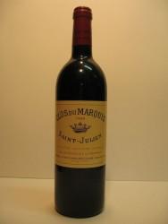 Clos du Marquis 1999