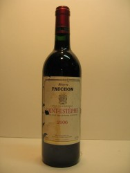 Réserve Fauchon 2000