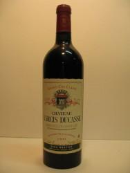 Château Larcis Ducasse 1999