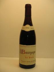 Bourgogne les Prielles 1999