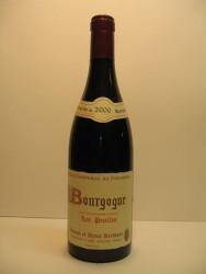 Bourgogne les Prielles 2000