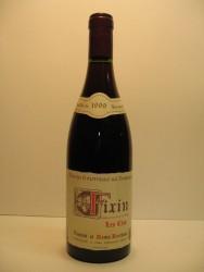 Fixin 1999 les Clos - Grand Vin