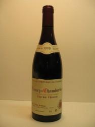 Gevrey Chambertin 1998 Clos des Chezeaux