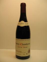 Gevrey Chambertin 2000 Clos des Chezeaux