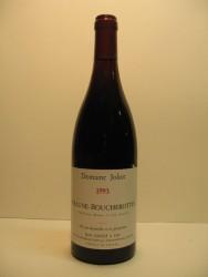 Beaune Boucherottes 1993 1er Cru